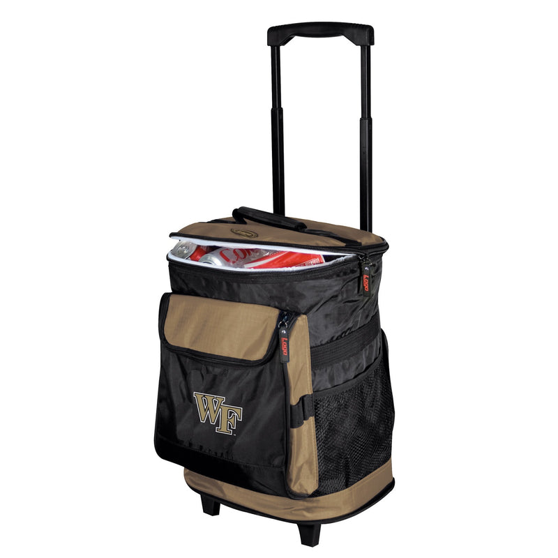 Wake Forest University Demon Deacons Rolling Cooler
