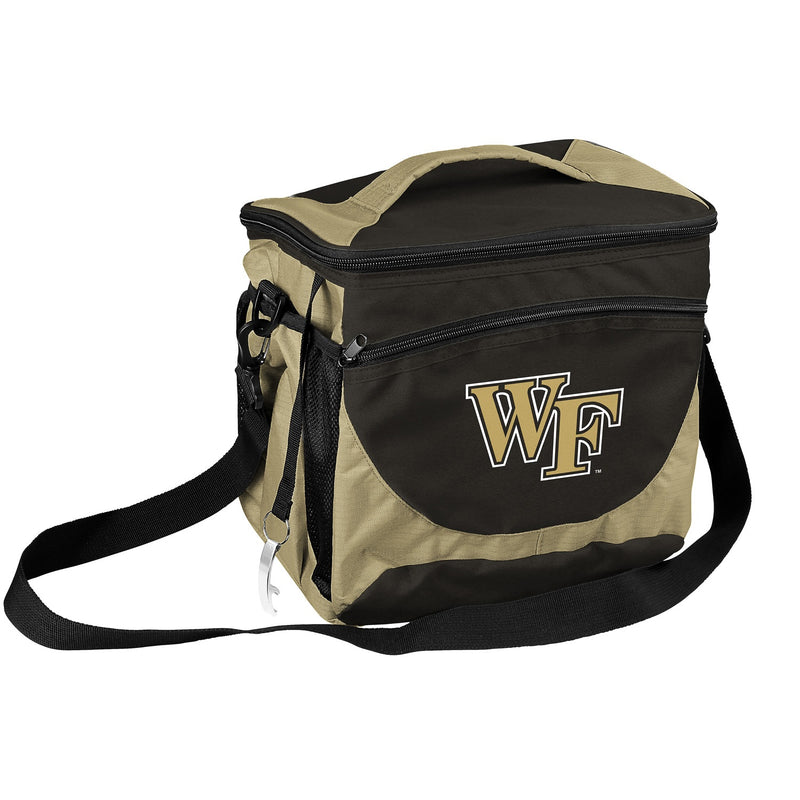 Wake Forest University 24 Can Cooler