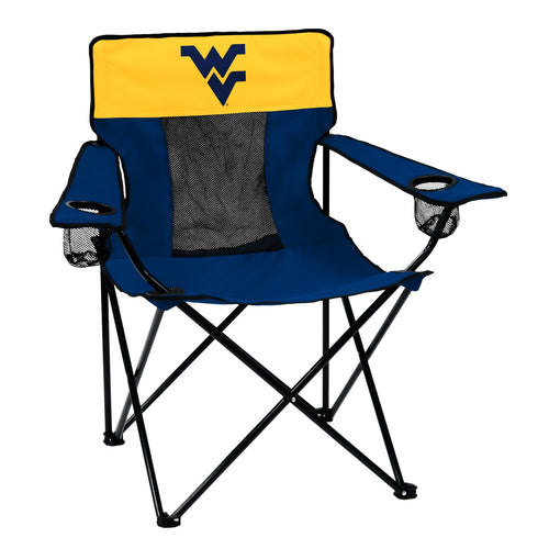 West Virginia University Game Time Chair