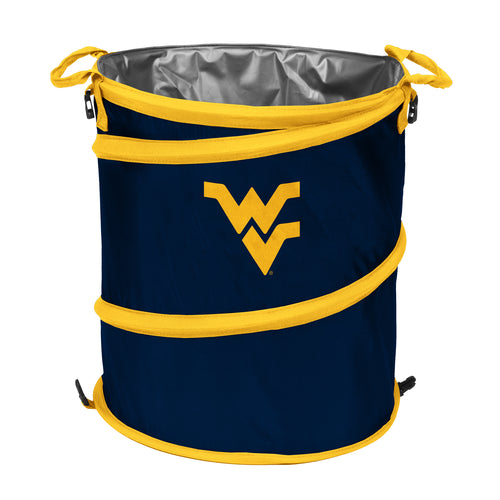 West Virginia University Collapsible 3-in-1
