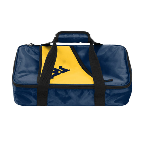 West Virginia University Casserole Caddy