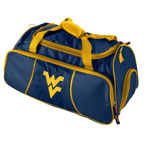 West Virginia University Athletic Duffle Bag