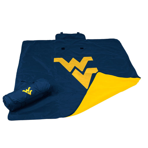 West Virginia University All Weather Blanket