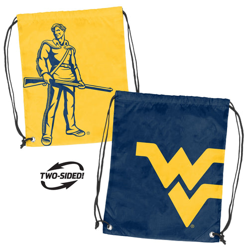West Virginia University Doubleheader Backsack