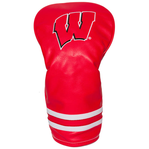 University of Wisconsin Vintage Driver Headcover
