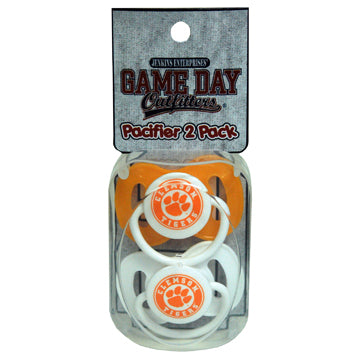 Clemson University Pacifier Pack