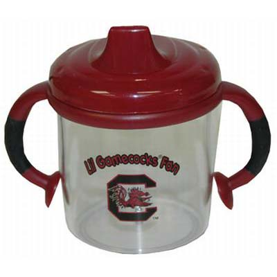 Lil South Carolina Gamecocks Fan No Spill Sippy Cup