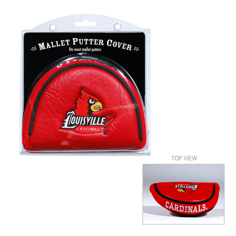 University of Louisville Mallet Putter Cover