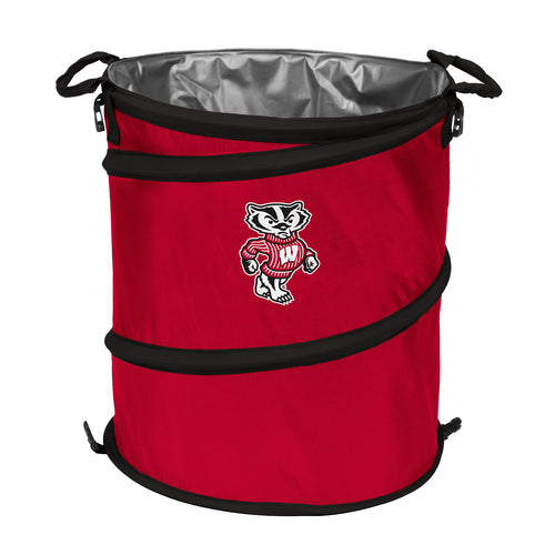 University of Wisconsin Collapsible 3-in-1