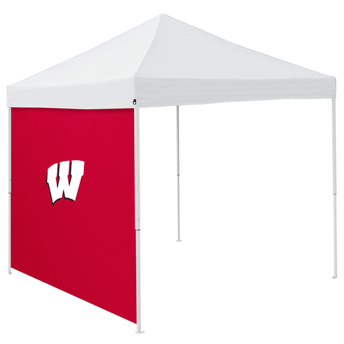 University of Wisconsin 9 x 9 Tent Side Panel