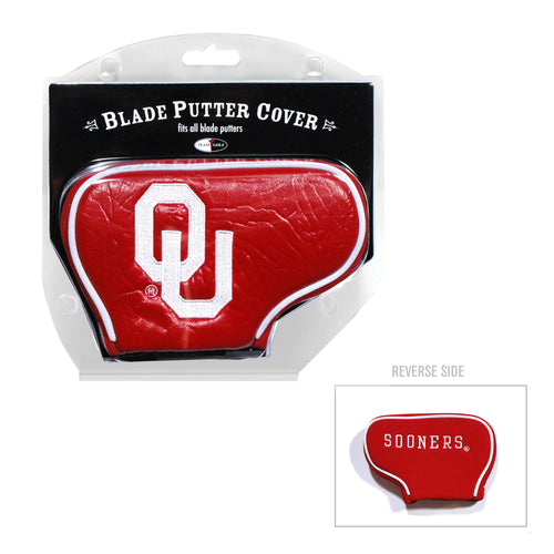 University of Oklahoma Blade Putter Cover
