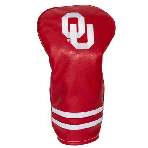 University of Oklahoma Vintage Driver Headcover
