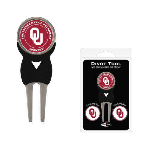 University of Oklahoma Divot Tool Pack