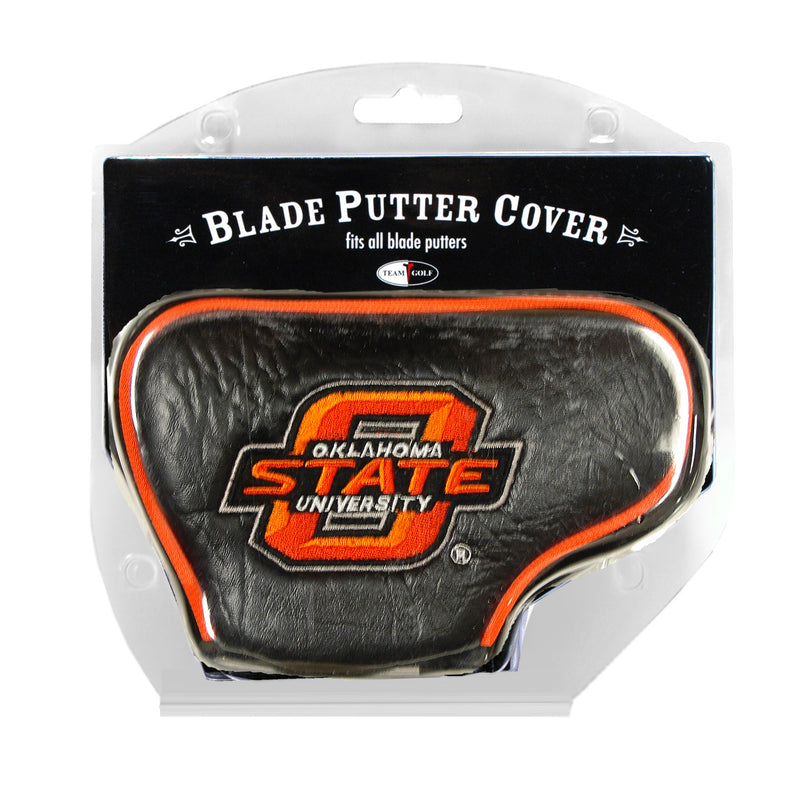Oklahoma State University Blade Putter Cover