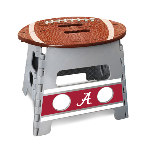 University of Alabama Football Step Stool