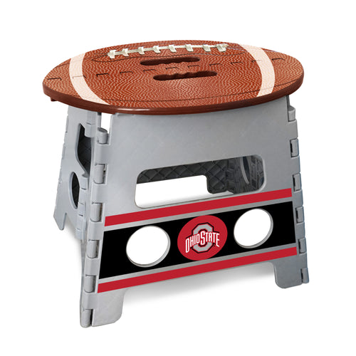 Ohio State University Football Step Stool