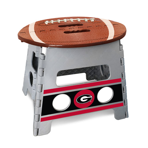 University of Georgia Football Step Stool