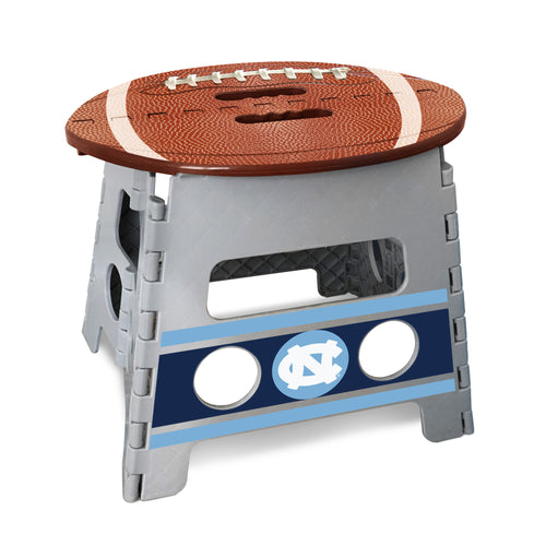 University of North Carolina Football Step Stool