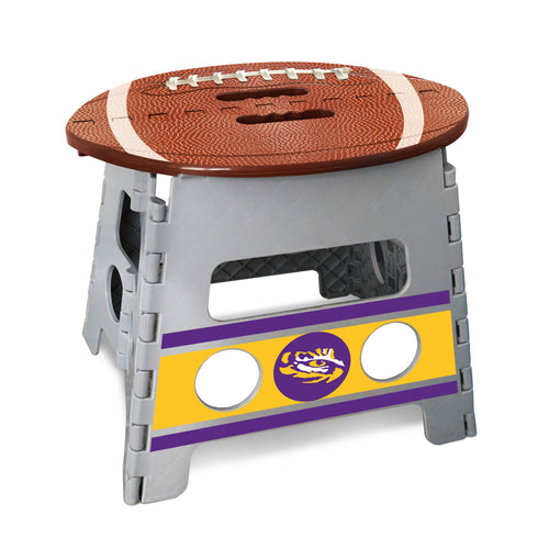 Louisiana State University Football Step Stool
