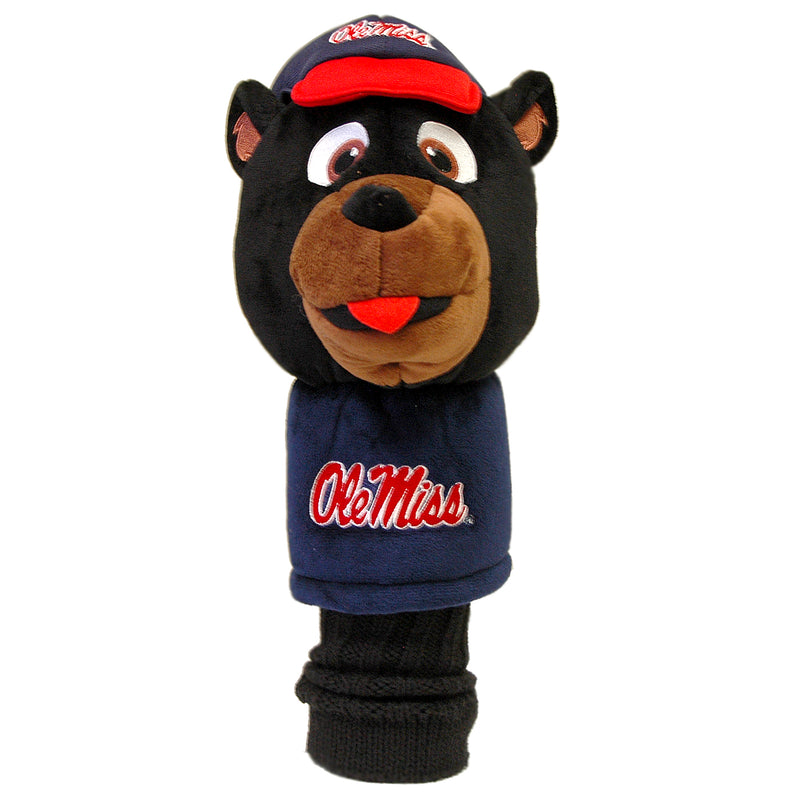 University of Mississippi Plush Mascot Headcover
