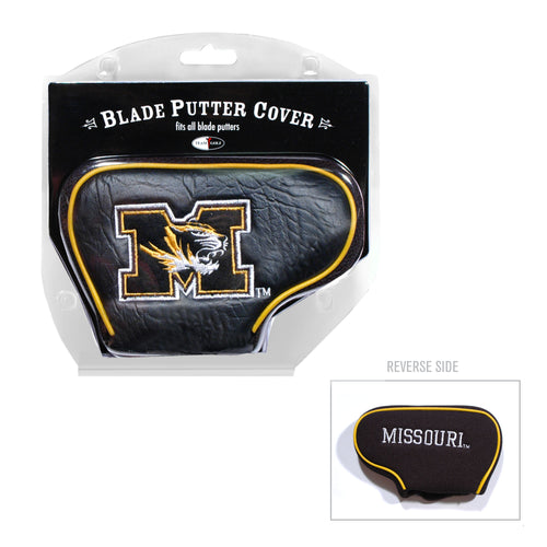 University of Missouri Blade Putter Cover