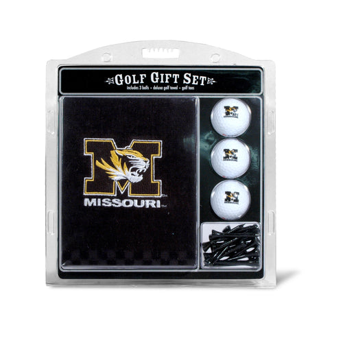 University of Missouri Embroidered Towel Gift Set