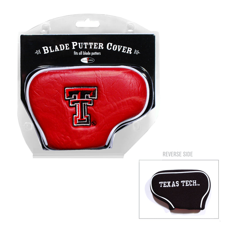Texas Tech University Blade Putter Cover