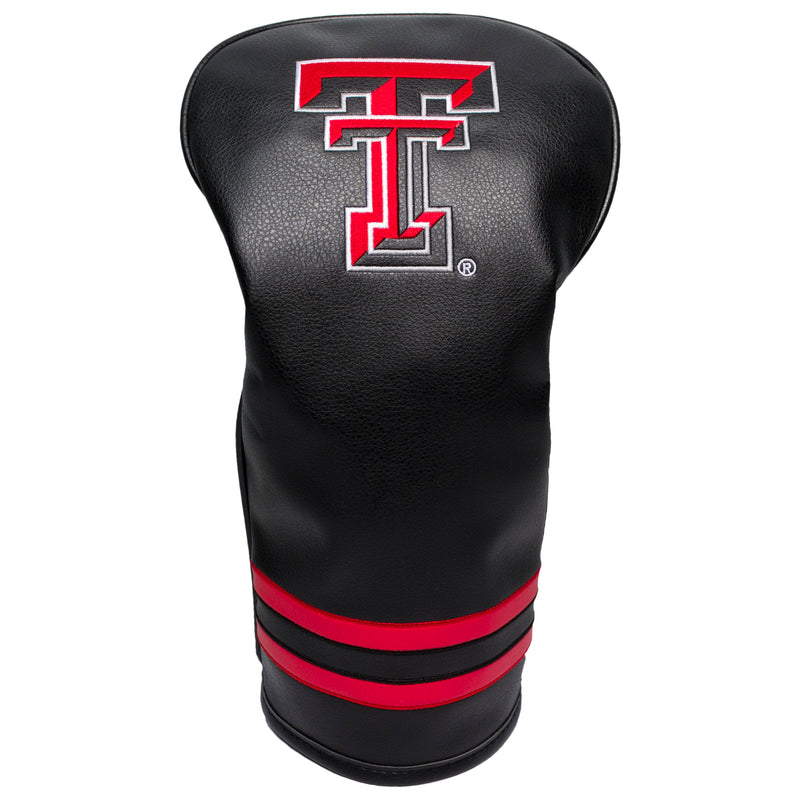 Texas Tech University Vintage Driver Headcover