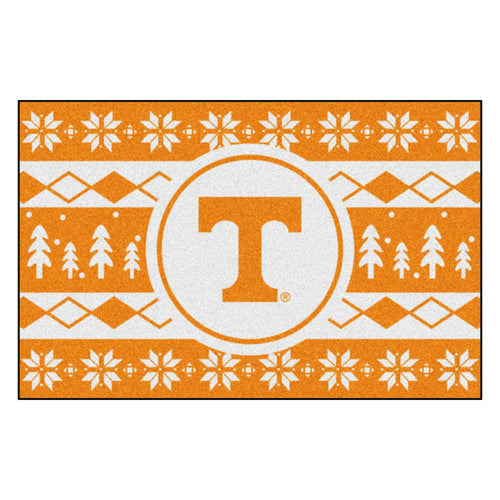 University of Tennessee Holiday Sweater Rug