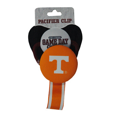 University of Tennessee Pacifier Clip