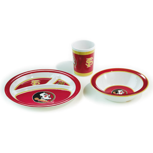 Florida State University Kid's Dish Set