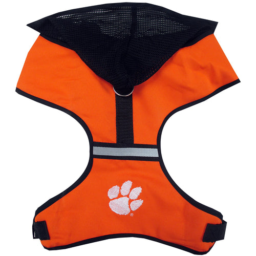 Clemson University Dog Hoodie Harness