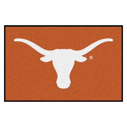 University of Texas Logo Area Rug