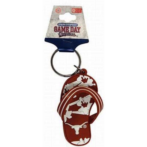 University of Texas Flip Flop Keychain