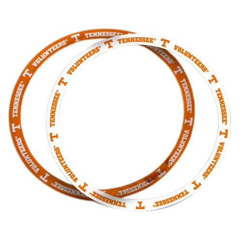 University of Tennessee Gel Spirit Bracelets