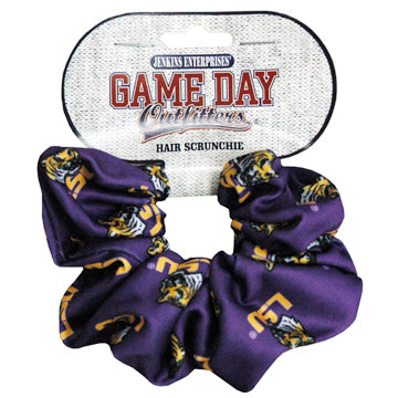 Louisiana State University Hair Scrunchie