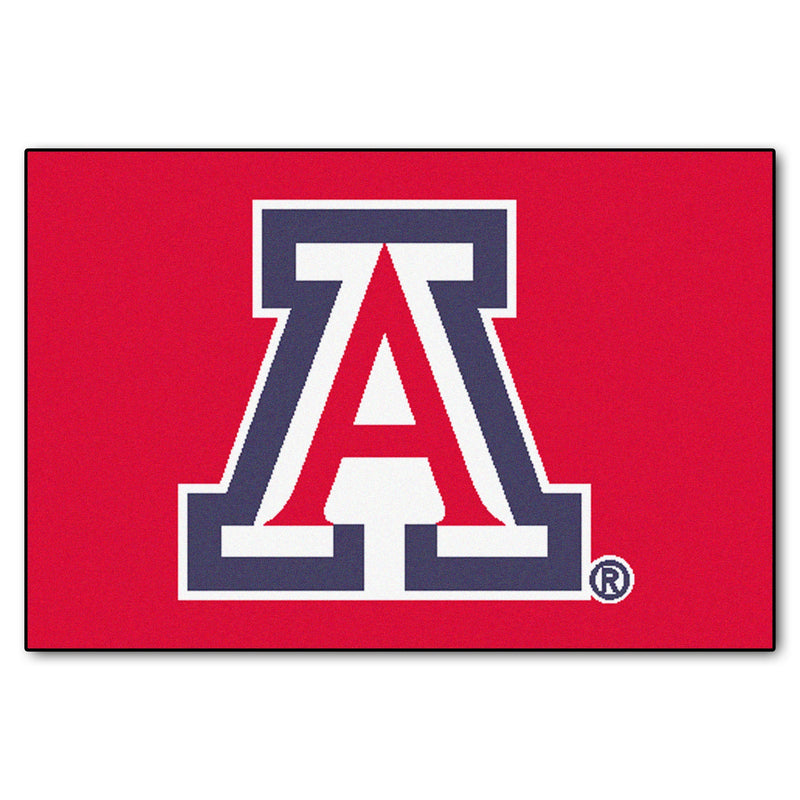 University of Arizona Starter Rug