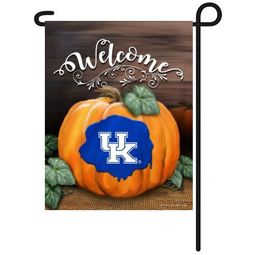 University of Kentucky Pumpkin Garden Flag