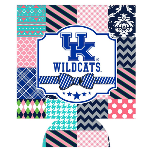 "University of Kentucky  ""Quilted"" Can Hugger"