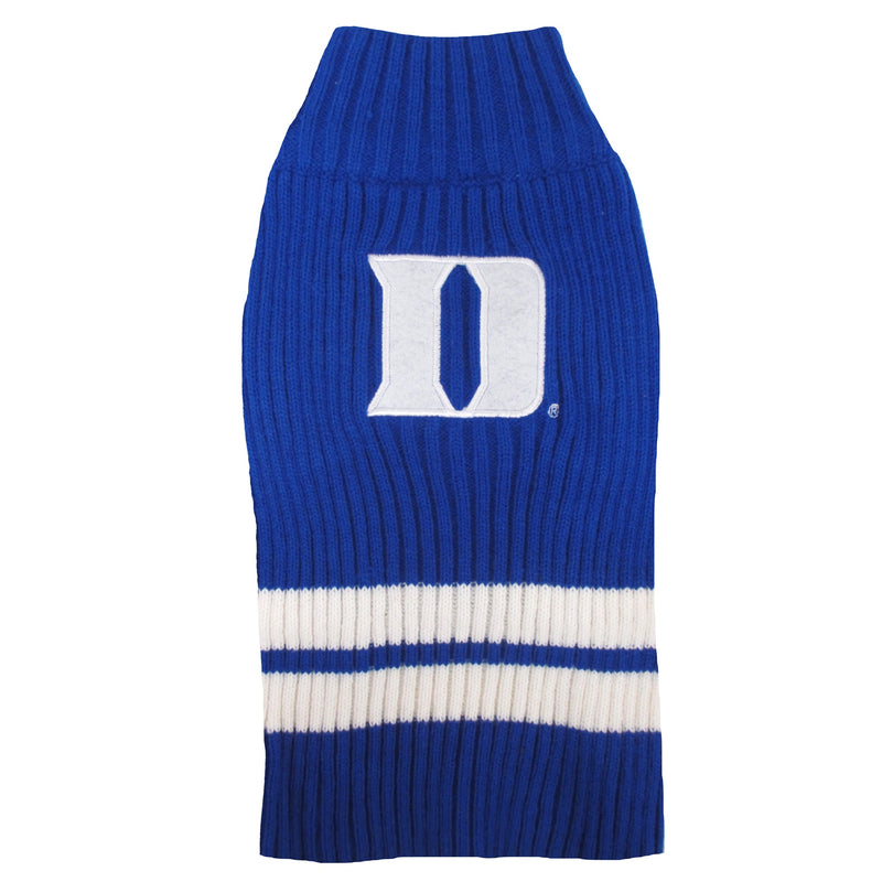 Duke University Knitted Turtleneck Pet Sweater