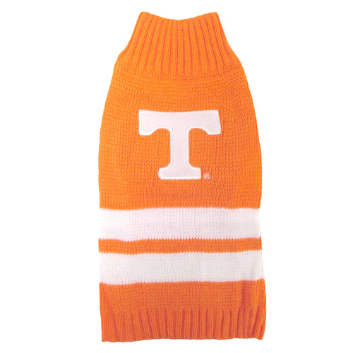 University of Tennessee Knitted Turtleneck Pet Sweater