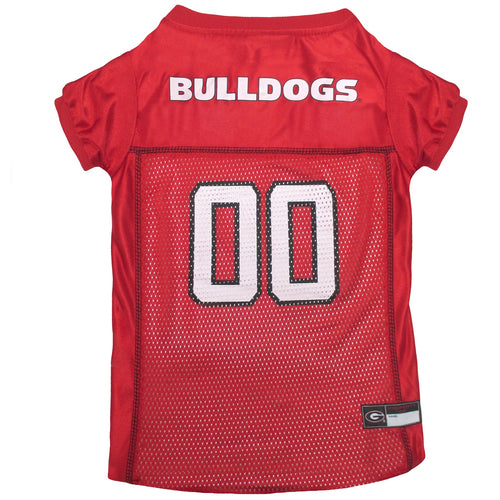 University of Georgia Mesh Football Jersey