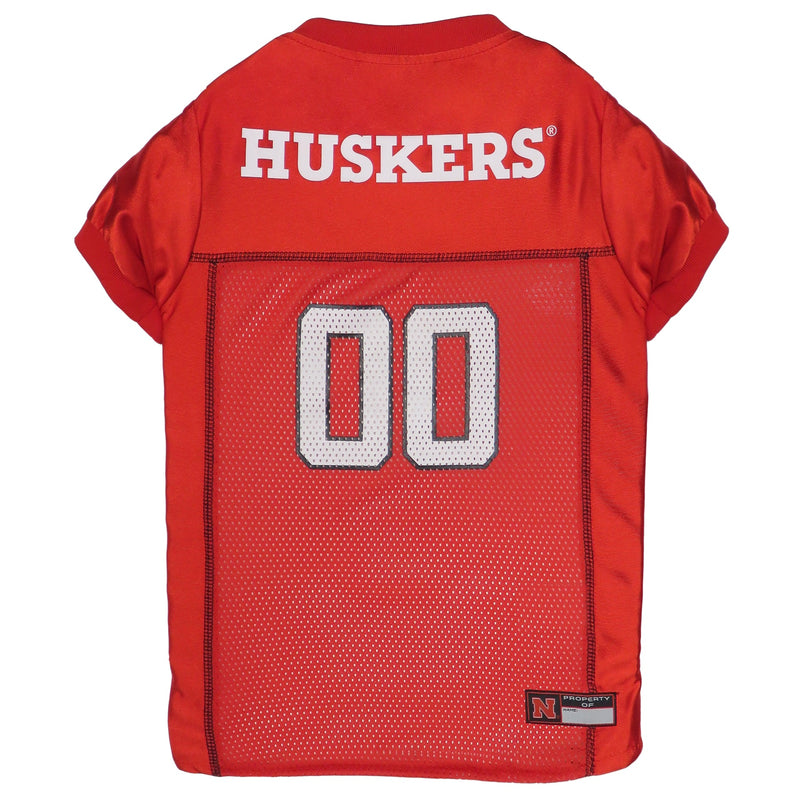 University of Nebraska Mesh Football Jersey