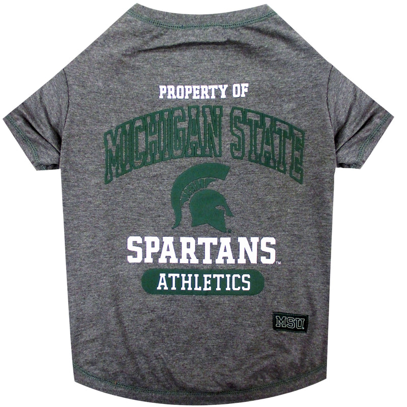 Michigan State University Doggy Tee-Shirt