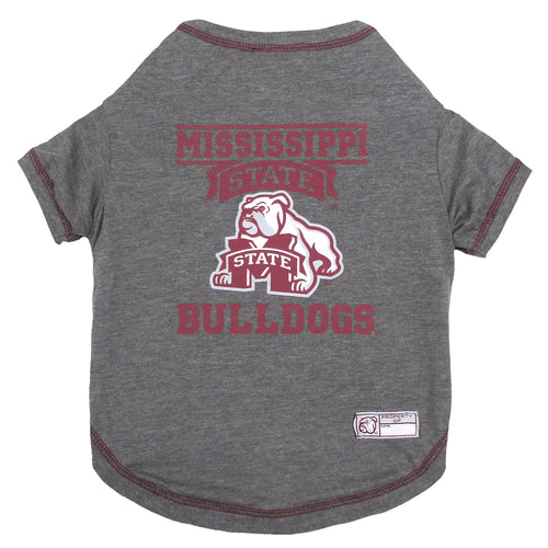 Mississippi State University Doggy Tee-Shirt