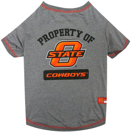 Oklahoma State University Doggy Tee-Shirt