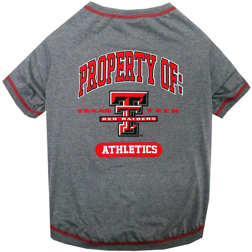 Texas Tech University Doggy Tee-Shirt