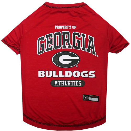 University of Georgia Doggy Tee-Shirt