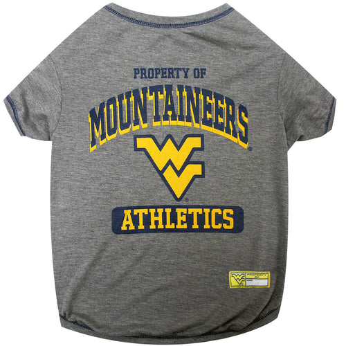West Virginia University Doggy Tee-Shirt