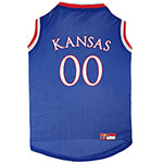 University of Kansas Mesh Jersey Dog Tank